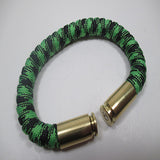 viper paracord beararms bullet casings jewelry bracelets