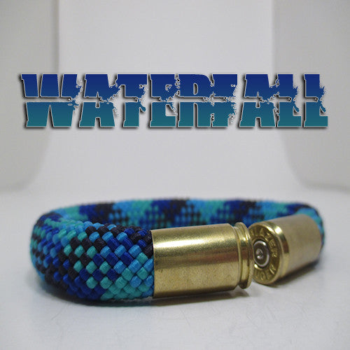 waterfall beararms bullet casings bracelet jewelry