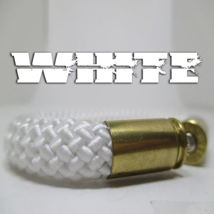 white beararms bullet casings jewelry bracelets