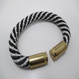 yin yang beararms bullet casings jewelry bracelets
