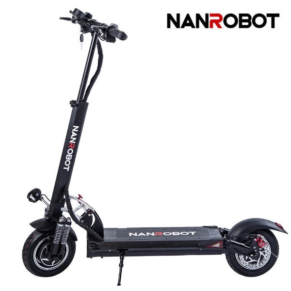 Nanrobot D5+ 2.0 Electric Scooter - The E-Scooter Co.