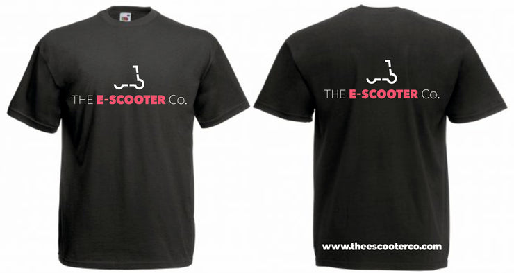 Short Sleeved T-Shirt - The E-Scooter Co.