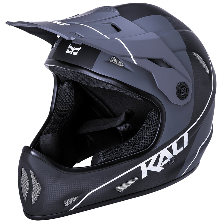 Kali Alpine Carbon Pulser Helmet - The E-Scooter Co.