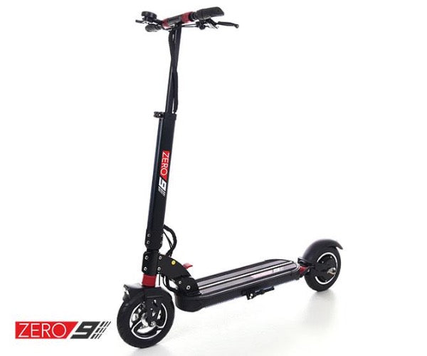 Zero 9 Electric Scooter - The E-Scooter Co.