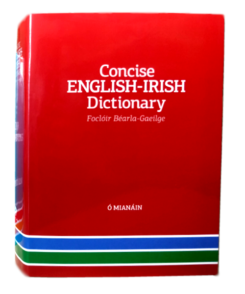Concise English-Irish Dictionary