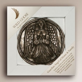 Pewter Guardian Angel:  Boxed