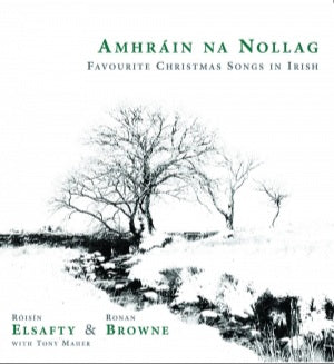 Favourite Christmas Songs in Irish CD