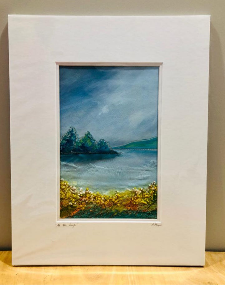 Andrea Hayes Textile Artist At The Lough Mount 2 Large