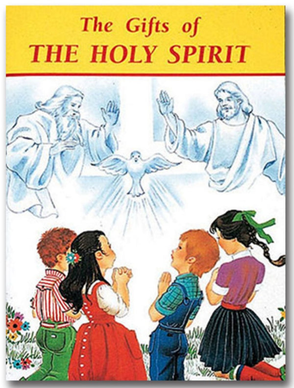 Confirmation Gifts - The Gifts of The Holy Spirit