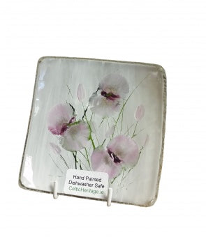 Celtic Heritage 10x10cm Orchid Plate