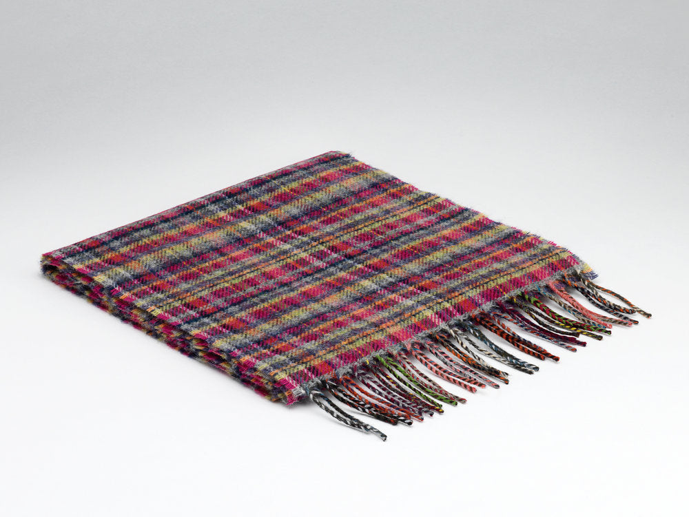 McNutts of Donegal - Ards Check Scarf
