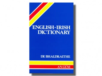 English-Irish Dictionary