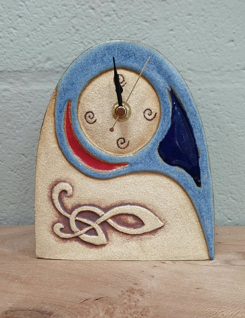Michelle Butler Mantle Clock Small