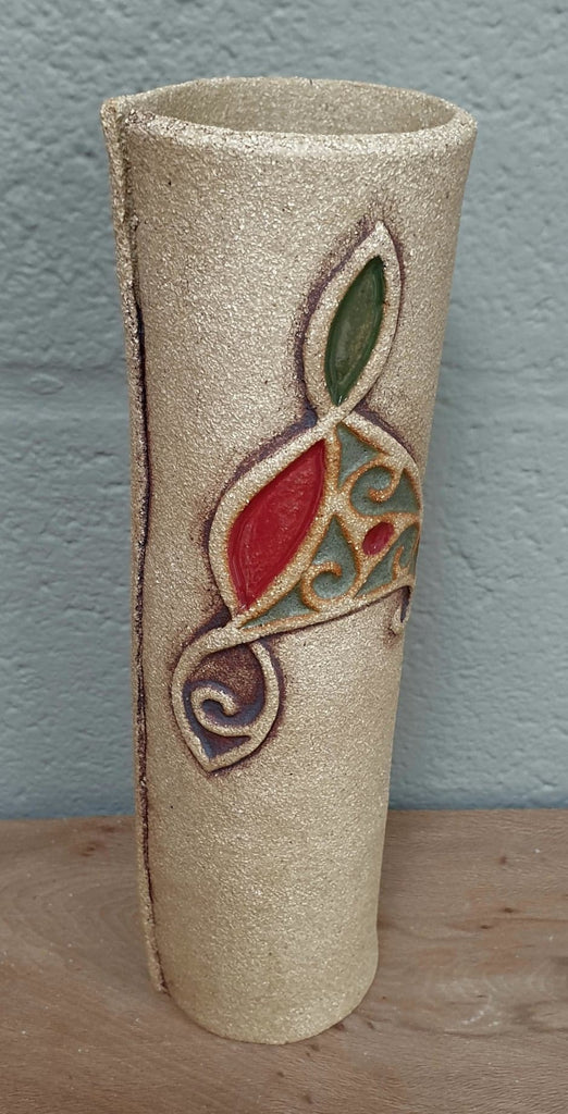 Michelle Butler Ceramics Celtic Vase