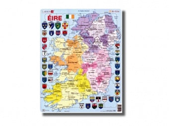 Puzzle Jigsaw - EIRE