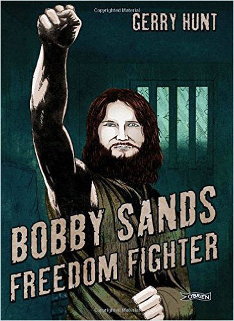 Bobby Sands Freedom Fighter (Graphic Novel)