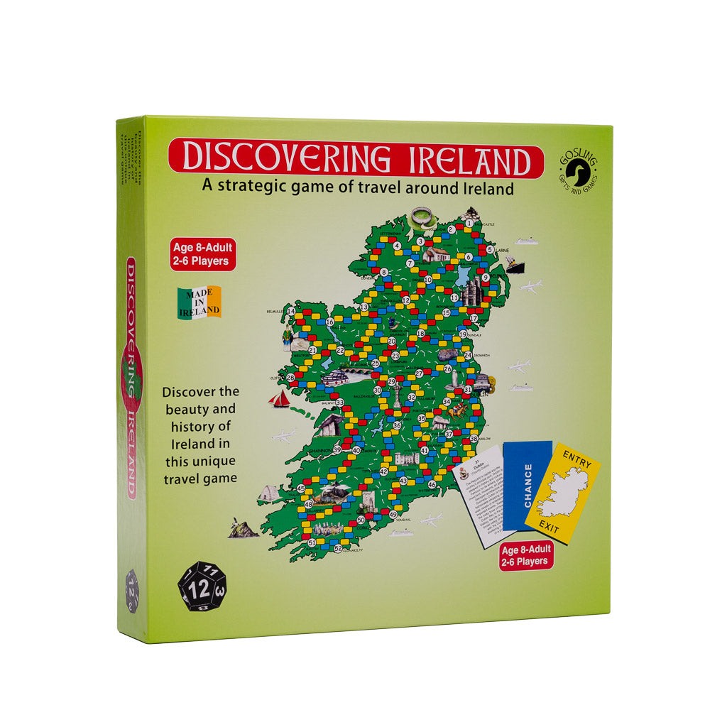 Discovery Ireland Board Game