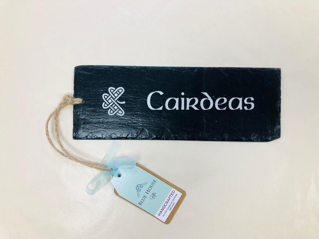 Bluehouse Gifts Cairdeas Friendship Slate Plaque