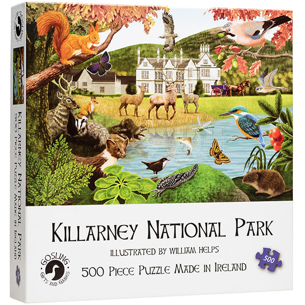 Killarney National Park - 500 piece jigsaw