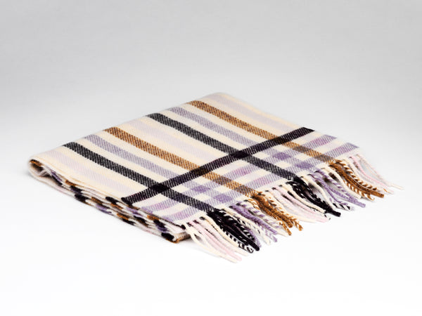 McNutt Of Donegal Milk & Honey Scarf