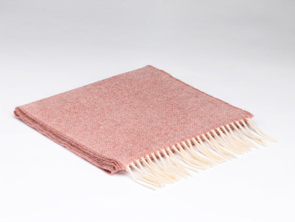McNutt Of Donegal Blossom Herringbone|Scarf