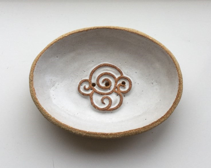 Michelle Butler Ceramics Soap Dish
