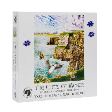 Gosling Games The Cliffs of Moher - 1000 piece jigsaw