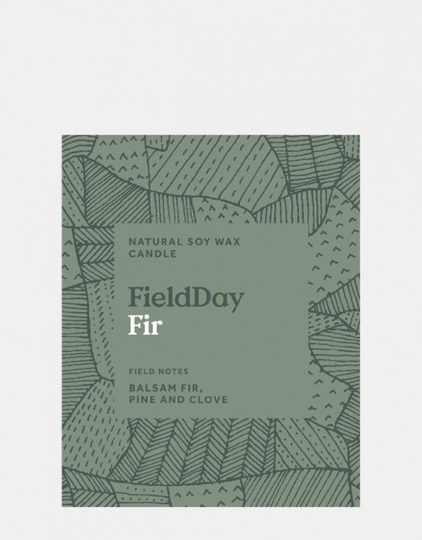 Field Day Ireland Fir, Pine & Clove Candle Large