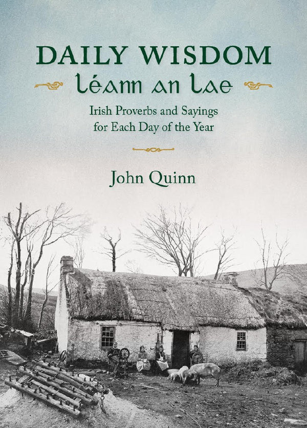 Daily Wisdom Léann Lae Irish Proverbs and Sayings for Each Day of the Year