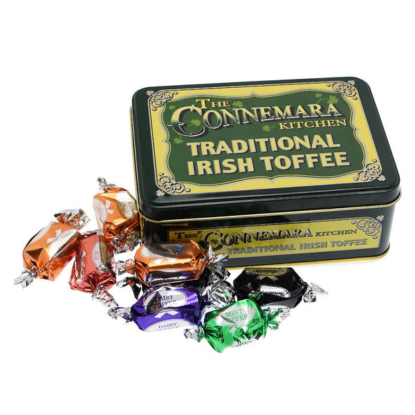 The Connemara Kitchen Traditional Irish Toffee Tin