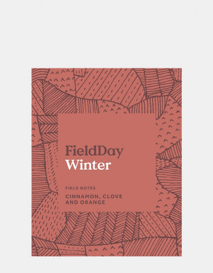 Field Day Ireland Winter Candle Large
