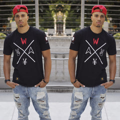 "Wavy Boy ""X-Wave"" Tee - Wavy Boy Clothing  - 2"