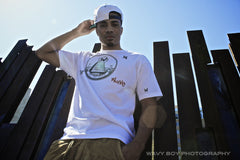 "Wavy Boy ""Trust in the Wave"" Tee - Wavy Boy Clothing  - 3"