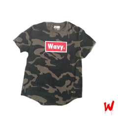 "Wavy Boy ""Color Wave"" camo tee(s) - Wavy Boy Clothing  - 3"