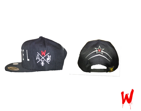 "Wavy Boy ""Cartel"" Snapback - Wavy Boy Clothing  - 2"