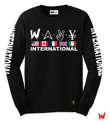 "Wavy Boy ""International"" tee - Wavy Boy Clothing  - 1"