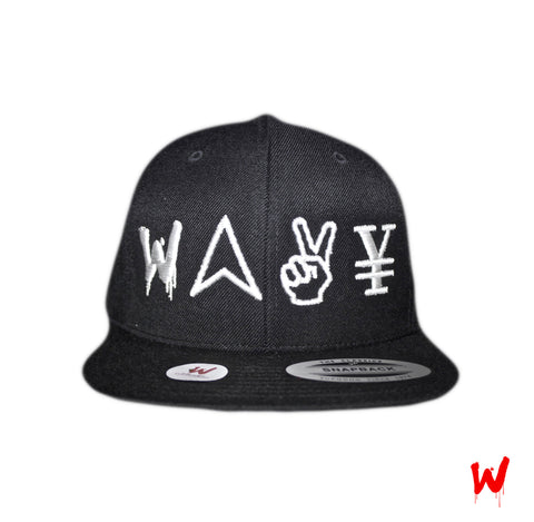 "Wavy Boy ""New Wave"" Snapback"