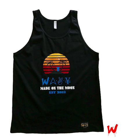 "Wavy Boy ""Sunset"" Tank"