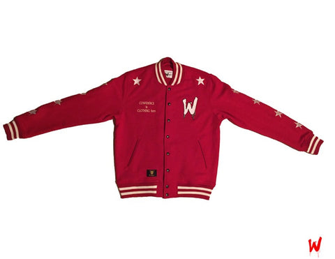 "Wavy Boy ""Varsity"" jacket - Wavy Boy Clothing  - 1"