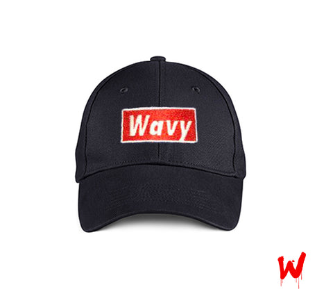 "Wavy Boy ""Wavy"" Dad Hat"