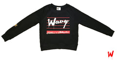 "Wavy Boy ""Wavy"" Cropped Crew - Wavy Boy Clothing  - 2"