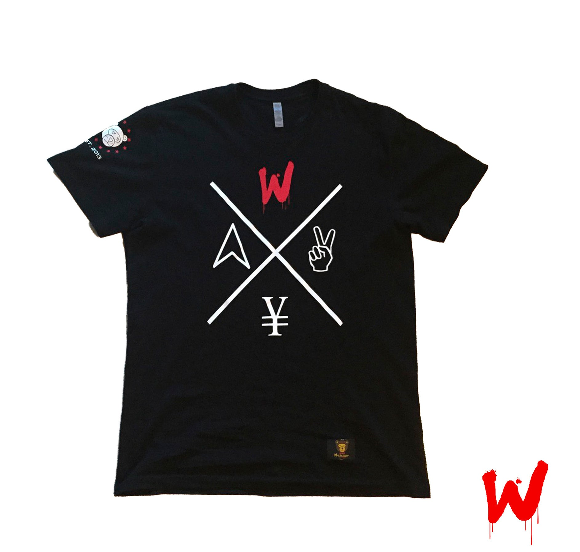 "Wavy Boy ""X-Wave"" Tee - Wavy Boy Clothing  - 1"