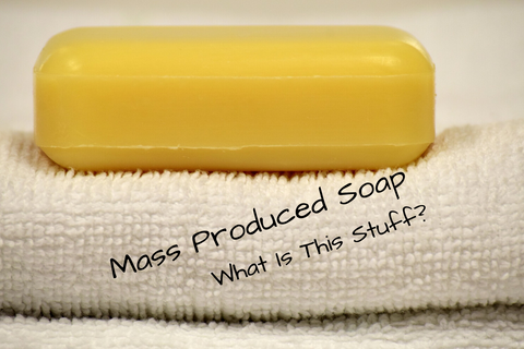 So, What's In Big Company Soap?