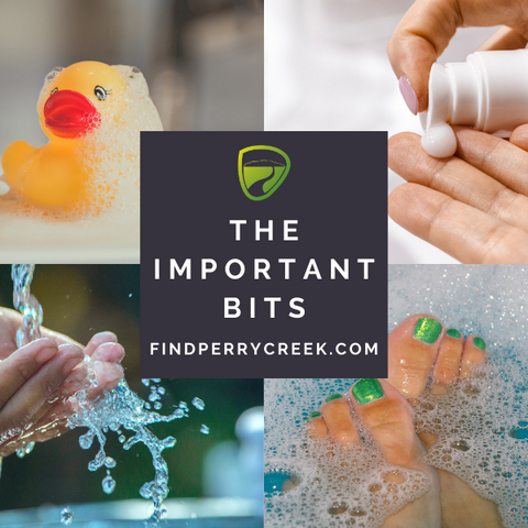 Blog Post - How to pick the best bath and body product