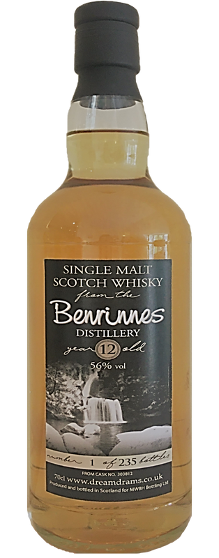 12 Year Old Single Malt Whisky - SOLD OUT