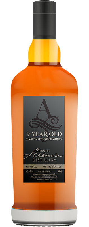 9 Year Old Single Malt Whisky