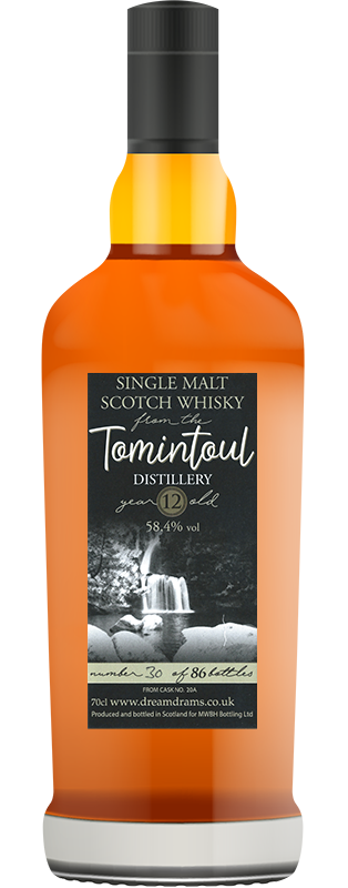 12 Year Old Single Malt Whisky