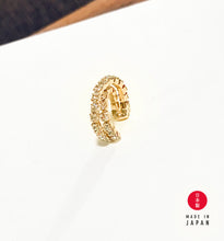 Load image into Gallery viewer, AstroDia - 18K EarCuff - Gold