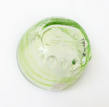 Load image into Gallery viewer, Harenomi 江戸硝子 だるま Cup - Green