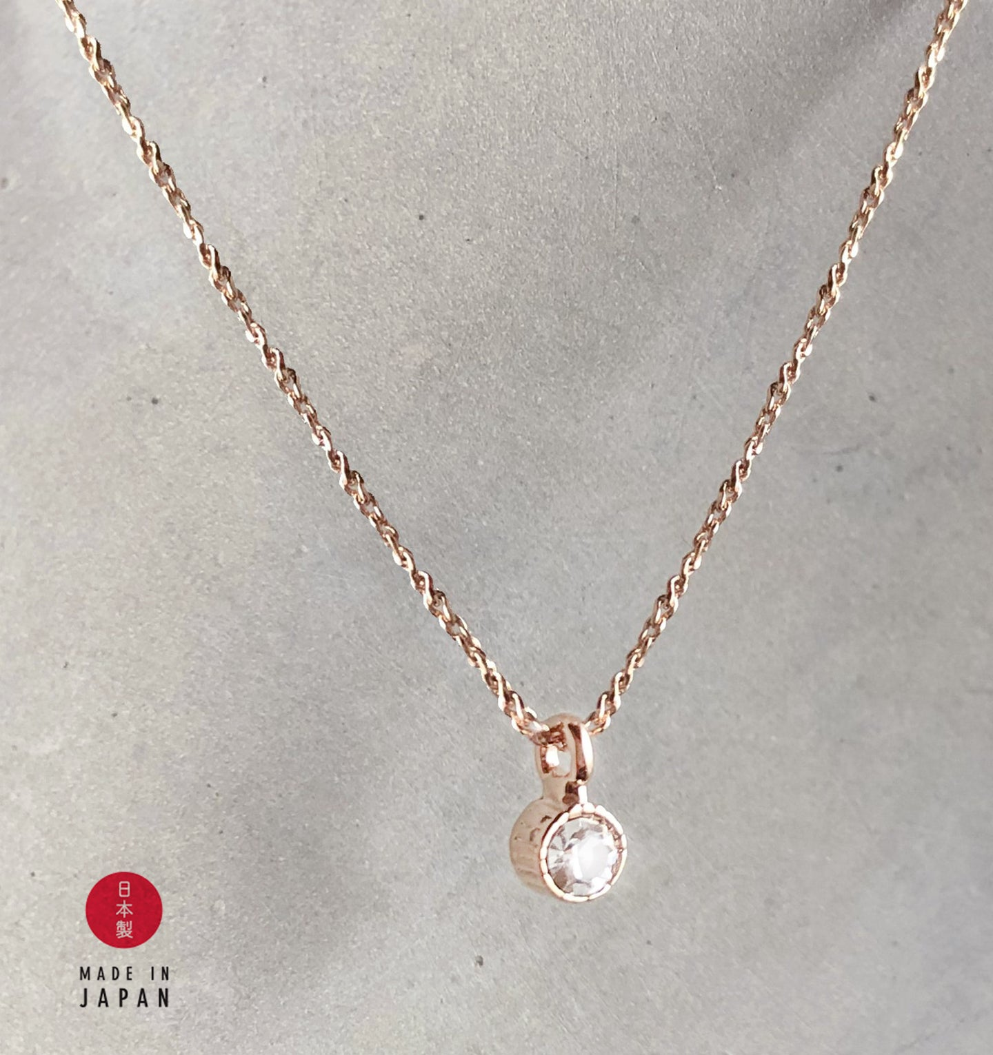 18K Hitori star - Rose Gold